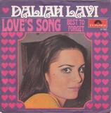 Love's Song - Daliah Lavi