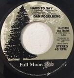 Hard To Say - Dan Fogelberg