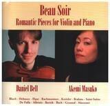 Romantic Pieces for Violin and Piano - Daniel Bell / Akemi Masuko