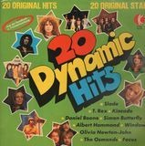 20 Dynamic Hits - Daniel Boone, Slade, Golden Earring