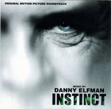 Instinct (Original Motion Picture Soundtrack) - Danny Elfman