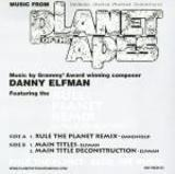 Planet Of The Apes Soundtrack - Danny Elfman