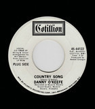 Country Song / Steel Guitar - Danny O'Keefe