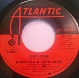 She's Gone - Daryl Hall & John Oates