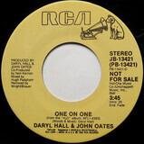 One On One - Daryl Hall & John Oates