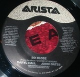 So Close - Daryl Hall & John Oates