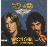 Rich Girl - Daryl Hall & John Oates