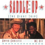 Saddle Up 1990 (The Right Trip) - David Christie Featuring M.C. De