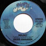 Melody / Wreckless Crazy - David Johansen
