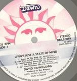 Livin's Just A State Of Mind - David McWilliams