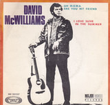 Oh Mama Are You My Friend - David McWilliams