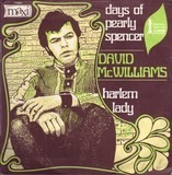Days Of Pearly Spencer / Harlem Lady - David McWilliams