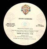 Tintin - David Sanborn