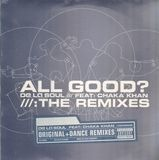 All Good? : The Remixes - De La Soul
