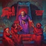 Scream Bloody Gore (reissue Black Std.Lp+mp3) - Death