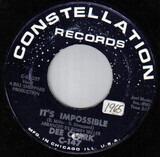 It's Impossible / T. C. B. - Dee Clark