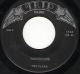 Raindrops / Hey Little Girl - Dee Clark