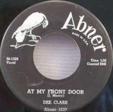 At My Front Door / Cling A Ling - Dee Clark