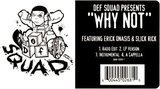 Why Not - Def Squad Presents Erick Onasis & Slick Rick