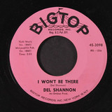 Ginny In The Mirror / I Won't Be There - Del Shannon