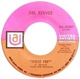 These Feet / Good Time Charlies - Del Reeves