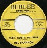 Sue's Gotta Be Mine - Del Shannon