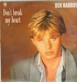Don't Break My Heart - Den Harrow