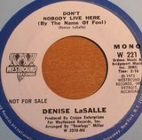 Don't Nobody Live Here (By The Name Of Fool) - Denise LaSalle