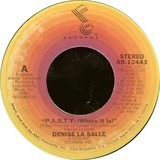 P.A.R.T.Y. (Where It Is) - Denise LaSalle