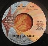Man Sized Job / I'm Over You - Denise LaSalle