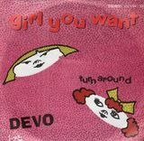 Girl You Want - Devo