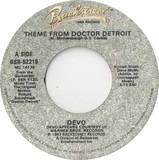 Theme From Doctor Detroit / King Of Soul - Devo / James Brown