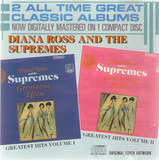 Greatest Hits Volume I / Greatest Hits Volume II - Diana Ross And The Supremes
