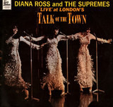 'Live' At London's Talk Of The Town - Diana Ross And The Supremes