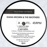 Yes It's You - Diana Brown & The Brothers