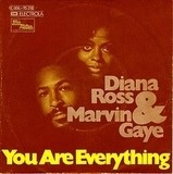 You Are Everything / Include Me In Your Life - Diana Ross & Marvin Gaye