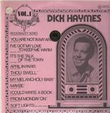 Young Dick Haymes - Personality Series Vol. 1 - Dick Haymes