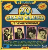 20 Great Oldies I'll Always Remember Vol. 2 - Dickie Lee, Roger Miller, Leslie Gore, a.o.