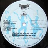 Doowutchyalike / Packet Man - Digital Underground