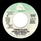 Friends in Love - Dionne Warwick And Johnny Mathis
