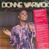 Hot ! Live And Otherwise - Dionne Warwick