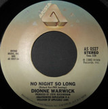 No Night So Long - Dionne Warwick