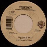 Calling Elvis / Millionaire Blues - Dire Straits