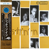 Sittin' In - Dizzy Gillespie , Stan Getz , Coleman Hawkins And Paul Gonsalves