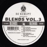 Blends Vol.3 - DJ Kurupt