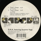 Tom's Diner - DNA featuring Suzanne Vega
