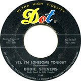 Yes, I'm Lonesome Tonight / Too Young - Dodie Stevens