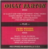 Dolly Parton Sings Plus Faye Tucker Sings - Dolly Parton , Faye Tucker