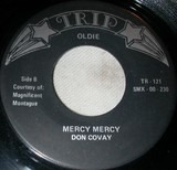 Mercy Mercy / Hold On I'm Comin - Don Covay , Sam & Dave