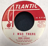 I Was There / Shingaling '67 - Don Covay